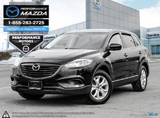 Mazda CX-9 GS 2013