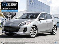 2013 Mazda Mazda3 Sport GX 5sp