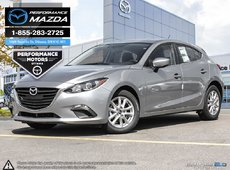 Mazda Mazda3 Sport GS 6sp 2016