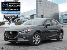 2017 Mazda Mazda3 Sport GX 6sp