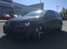 Volkswagen Golf GTI Autobahn 2016
