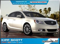 2012 Buick Verano 1SL, Leather, Sunroof, Comfort, Quality!