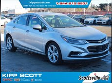2017 Chevrolet Cruze Premier, Heated Leather, Alloy Rims, Clean