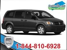 2010 Dodge Grand Caravan SE, Cloth, Stow'n Go, A/C, FlexFuel V6