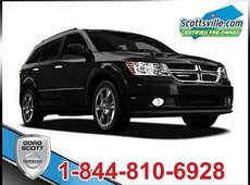 2011 Dodge Journey R/T AWD, Leather, Nav, Backup Cam/Sonar