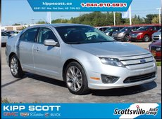 2011 Ford Fusion SE, Sport Pkg, Cloth, Cruise, SYNC, Bluetooth