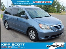 2008 Honda Odyssey EX, Cloth, Power Sliders, DVD, 8 Passenger
