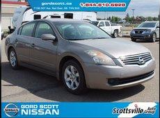 2007 Nissan Altima 2.5 S Convenience Pkg, CVT, Heated Cloth