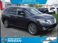 2014 Nissan Pathfinder SV, Heated Cloth, Power Liftgate, Clean