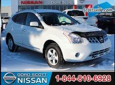 2013 Nissan Rogue S AWD Spec. Ed., Sunroof, Fog Lights, Tonneau