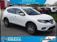 2014 Nissan Rogue SL AWD Premium, Leather, Nav, Sunroof, Bose