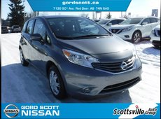 2016 Nissan Versa Note SV CVT, Cloth, Bluetooth, Backup Camera