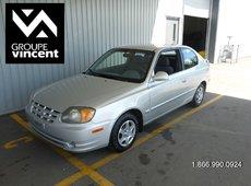 Hyundai Accent GS BAS PRIX BAS KILO 2004
