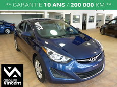 Hyundai Elantra L ** VITRES ELECTRIQUE ** 2015