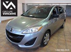 Mazda 5 GS **CRUISE+AIR** 2012