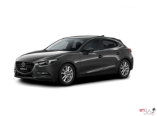Mazda Mazda3 Sport GS at 2017
