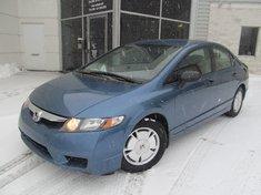 Honda Civic DX-G-Garantie 10 ans ou 200.000km 2010