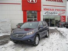 2012 Honda CR-V EX INCLUS 8 PNEUS