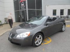 Pontiac G6 Gt-Convertible-Impeccable-Liquidation fin d'année 2007