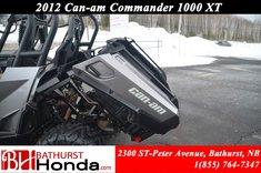 2012 Can-Am commander 1000XT