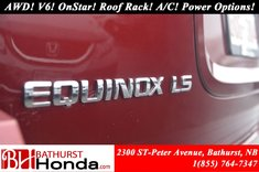 Chevrolet Equinox LS - AWD 2009