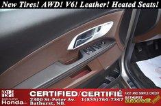 Chevrolet Equinox 2LT AWD 2012