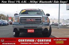 2013 GMC Sierra 1500 SL Nevada Edition
