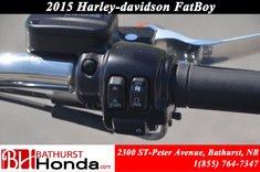 Harley-Davidson FatBoy  2015