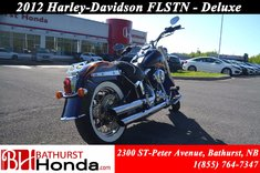 2012 Harley-Davidson FLSTN Softail Deluxe 1688cc