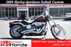 2009 Harley-Davidson Softail FXST Custom