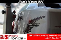 2016 Honda BF5