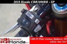 2018 Honda CBR1000RR Special Edition