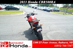 Honda CBR500 RA 2013