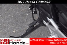 Honda CBR500R  2017