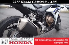 2017 Honda CBR500R