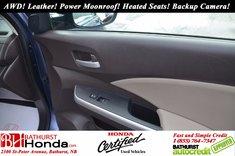 Honda CR-V EX-L AWD 2012
