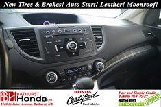 2013 Honda CR-V Ex-L - AWD