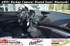 2015 Honda CR-V LX - AWD