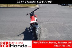 2017 Honda CRF110F