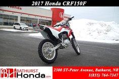 2017 Honda CRF150F