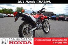 2011 Honda CRF230L