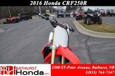 Honda CRF250R  2016