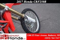Honda CRF250R  2017