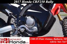 Honda CRF250RY RALLY 2017