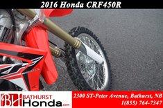 Honda CRF450 R 2016