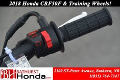 Honda CRF50  2018