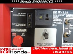 Honda EM3000CC2  2016