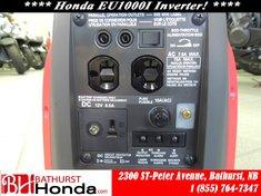 Honda EU1000I  2015