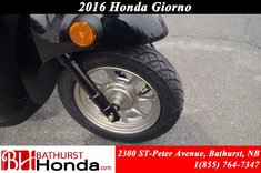 Honda Giorno  2016