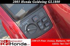 2003 Honda Gold Wing 1800